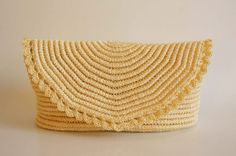 Crochet pattern for tapestry crochet clutch. You'll by ChabeGS, $3.50