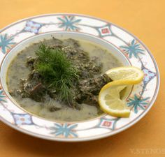 Get ready for Mageiritsa soup (Greek Easter Soup)