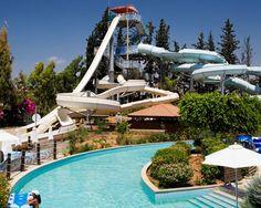 Very fun water park in Cyprus