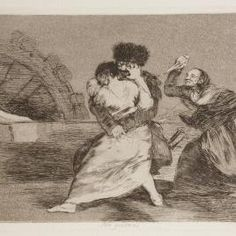Explora la colección > desastres de la guerra [dibujo] - Museo Nacional del Prado