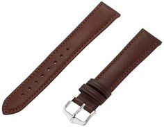 Hirsch 012060-70-18 18 -mm  Genuine Calfskin Watch Strap >>> Check out this great product.