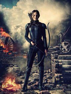 | The Hunger Games Katniss Everdeen | Mockingjay - Part 2