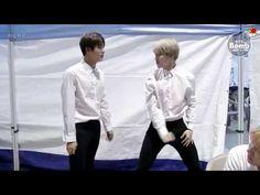 [BANGTAN BOMB] Jin's personal practice 'FIRE' for SBS 가요대전 2016