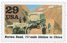 This Day in History marks the reopening of an important World War II road. Continue reading →