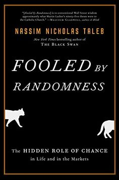 Fooled by Randomness: The Hidden Role of Chance in Life and in the Markets (Incerto) by Nassim Nicholas Taleb http://www.amazon.com/dp/B001FA0W5W/ref=cm_sw_r_pi_dp_PM2Wwb1KQTNNM