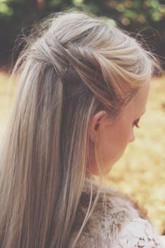 Delicate Hairstyles: Hair by abbycmoorer