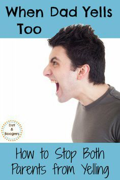 You've been trying to stop yelling, but your significant other hasn't. From @Amanda @Dirt and Boogers