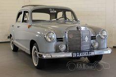 Mercedes Benz 180 Ponton C 1962