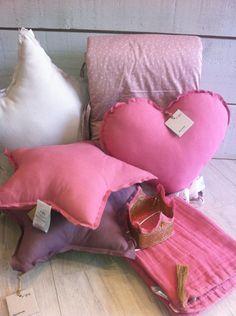 Une superbe gamme de textile au contact doux et soyeux 100% gaze de coton