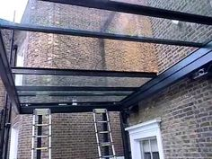 Sliding Glass Roof by Cantifix - YouTube