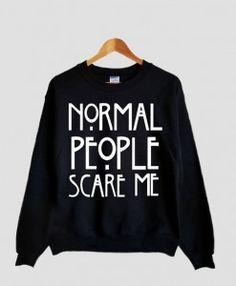 Scare sweater