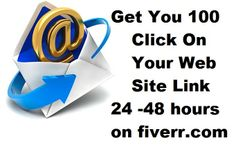 selfmadebosss: send You 100 Click On Your Web Site Link for $5, on fiverr.com
