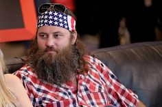 """Willie Robertson for Trump The businessman and star of A&E's """"Duck Dynasty"""" supported Trump at a September 25 rally in Oklahoma"""