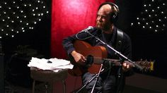 "Watch a half-hour studio session with Will Oldham, including his classic song ""I See a Darkness."" http://n.pr/NmuVON Photo by Jim Beckmann/KEXP"