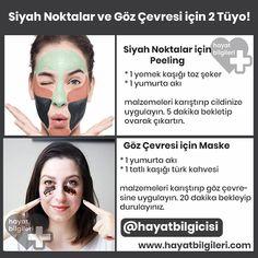 2 Tips for Black Spots and Eye Contour!- Siyah Noktalar ve Göz Çevresi için 2 Tüyo! 2 Tips for Black Spots and Eye Contour! Hair Care Oil, Diy Hair Care, Natural Hair Care, Natural Hair Styles, Hair Colorful, Hair Buildup, Natural Hair Conditioner, Dark Curly Hair, Hair Growth Cycle