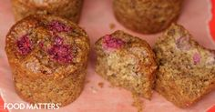These healthy and delicious muffins can be the perfect lunchbox treat for your little ones (not to mention the perfect pick-me-up for yourself!). Here's how to make them using absolutely no gluten and no refined sugar.