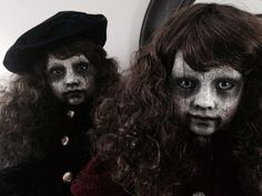 Twins by Teri Long of Long Gone Dolls
