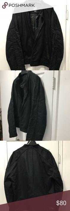 XXL Black A/X Armani Exchange Bomber Jacket This is a black XXL A/X Armani Exchange bomber jacket in great condition. A/X Armani Exchange Jackets & Coats Bomber & Varsity