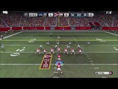 Levine Toilolo is a beast Madden 15 Amazing Touchdown