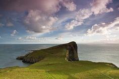 Neist Point, Isle of Skye, Scotland | ©2013GinaHarkinsPhotography