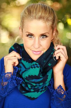 MUST HAVE scarf for fall! #inspiredbyyou