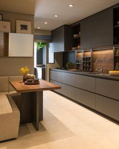 Amamos o resultado dessa cozinha que fizemos para o decorado da @nortisinc  #triartarquitetura Foto