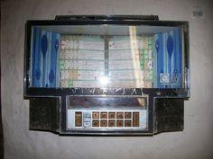 Rowe Jukebox Wallbox Wrd 200