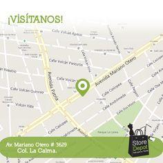 Visítanos y descubre la extensa variedad de artículos para tu tienda o boutique.
