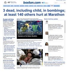Boston.com - Boston, MA news, breaking news, sports, video