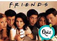 Si no conoces nada de la serie Friends... ¡no podrás resolver este quiz!Friends... la serie que marcó a toda una generación en los 90 haciendo tendencia, se convirtió en ¡lafavorita para muchos! Check more at https://www.tuiris.com/quiz/la-serie-friends-quiz/