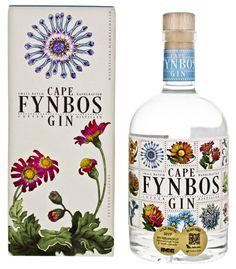 Cape Fynbos Gin online kopen in Nederland en in Belgie