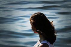 Kız, Insanlar, Gezinti, Ruh Hali, Doğa, Güzellik, Nehir