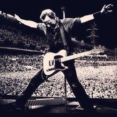 """The Boss"" -- Bruce Springsteen"