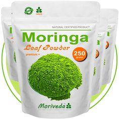Moringa Leaf Powder Premium Plus, Best Quality Guaranteed Gm) Health, Wellness, Type, Moringa Oleifera, Health Care, Salud