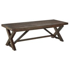 Riverbank Coffee Table $179.99