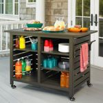 Baja Backyard Island Cabinet by Mission Hills® Bought this and love it.. easy to put together and looks just like the picture.
