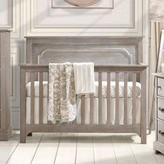 NEST Emerson Collection 4 in 1 Convertible Crib - NEST Emerson - NEST Juvenile - Shop By Brand