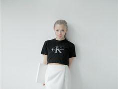 W E A R I N G /  Logomania + Joining Dutch Vogue
