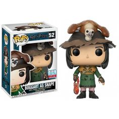 Funko Boggart as Snape, Harry Potter, NYCC 2017 Exclusive, Funkomania