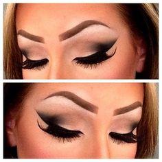 #makeup#eyeshadow#cute