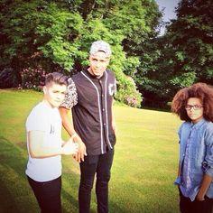 Mitch, Jordan and Perri