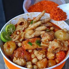 My Favorite Food, Favorite Recipes, Indonesian Food, Spicy Recipes, Kung Pao Chicken, Chicken Wings, Food Photography, Food Porn, Food And Drink