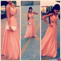Urocza sukienka dla starszej druhny - LEKKA I ZWIEWNA :)