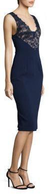 Black Halo Dovinna Sheath Dress   http://shopstyle.it/l/ENg