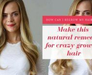You Should Use this Remedy Twice a Week and You will be surprised by the length of your hair!