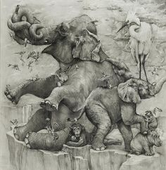 artpeople | Adonna Khare and her Pencil