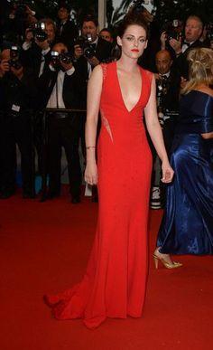 Kristen Stewart style, kristen stewart cannes 2012