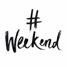 Um ótimo fim de semana, pessu! ✨