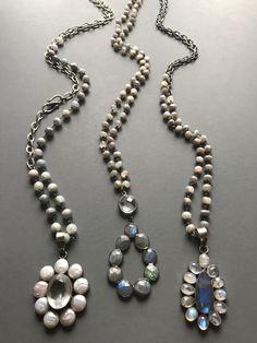 One of a kind, handmade gemstone jewelry. Email lisajilljewelry@gmail.com for info
