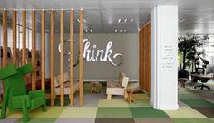 JWT's Playful Yet Productive Amsterdam Office – Azure Magazine